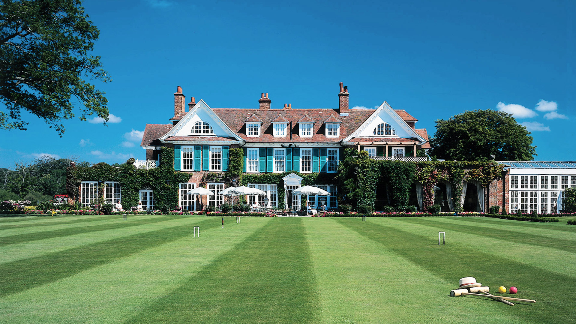 Chewton Glen, Hotel in Hampshire