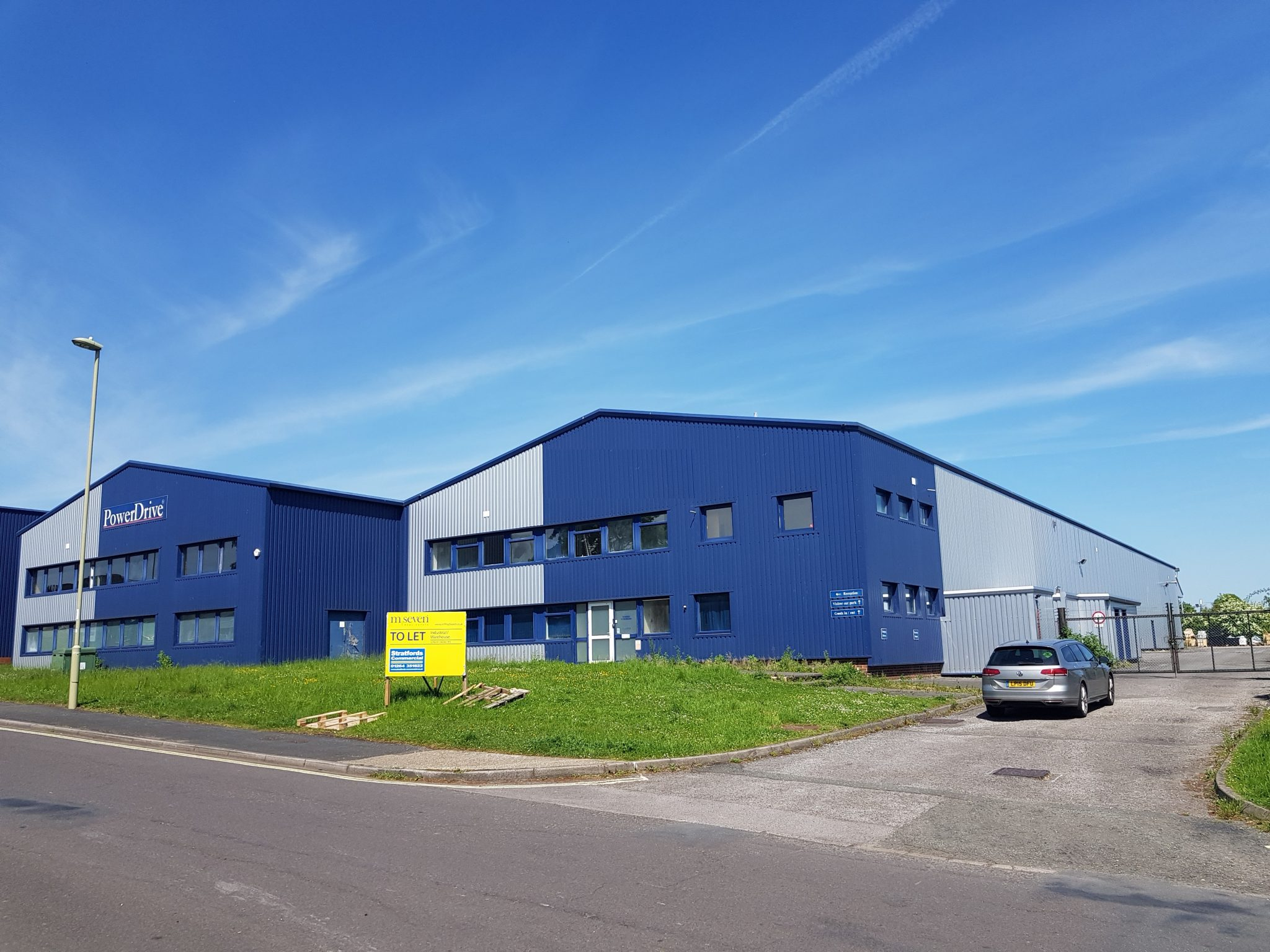 Incom Group expand to Andover