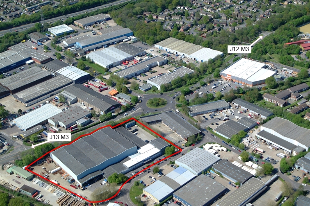 Avalon, Boyatt Wood Industrial Estate in Eastleigh