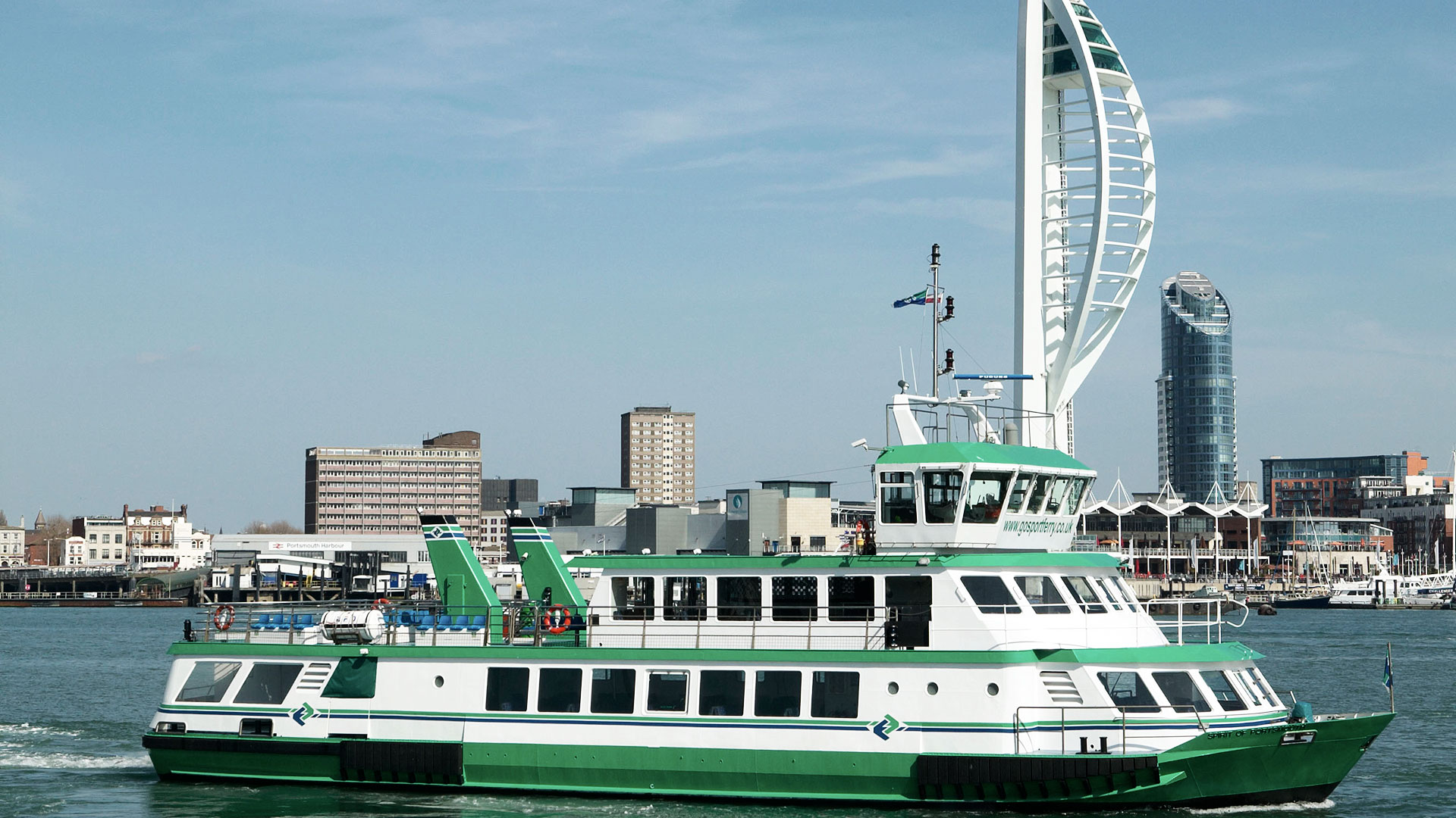 Gosport Ferry, Portsmouth