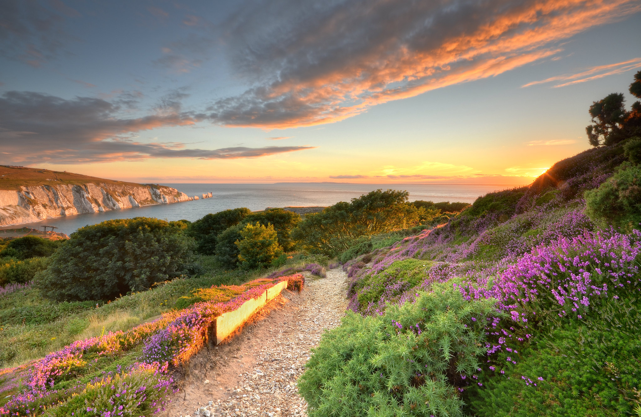 UNESCO Biosophere Reserve Isle of Wight Needles credit Visit Isle of Wight