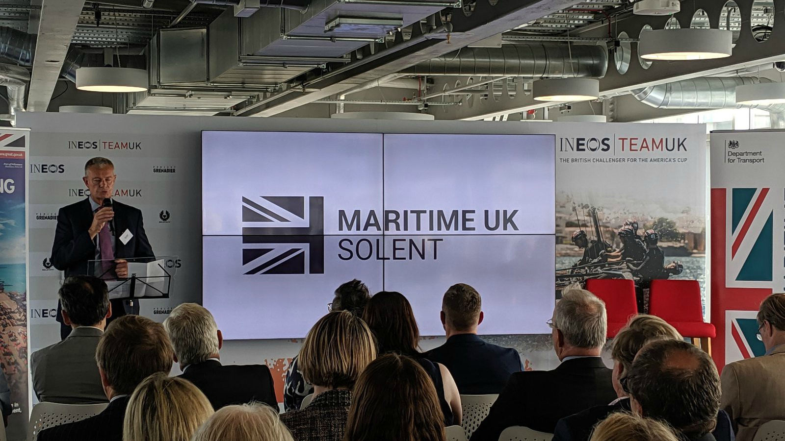 Maritime UK Solent LEP Hampshire