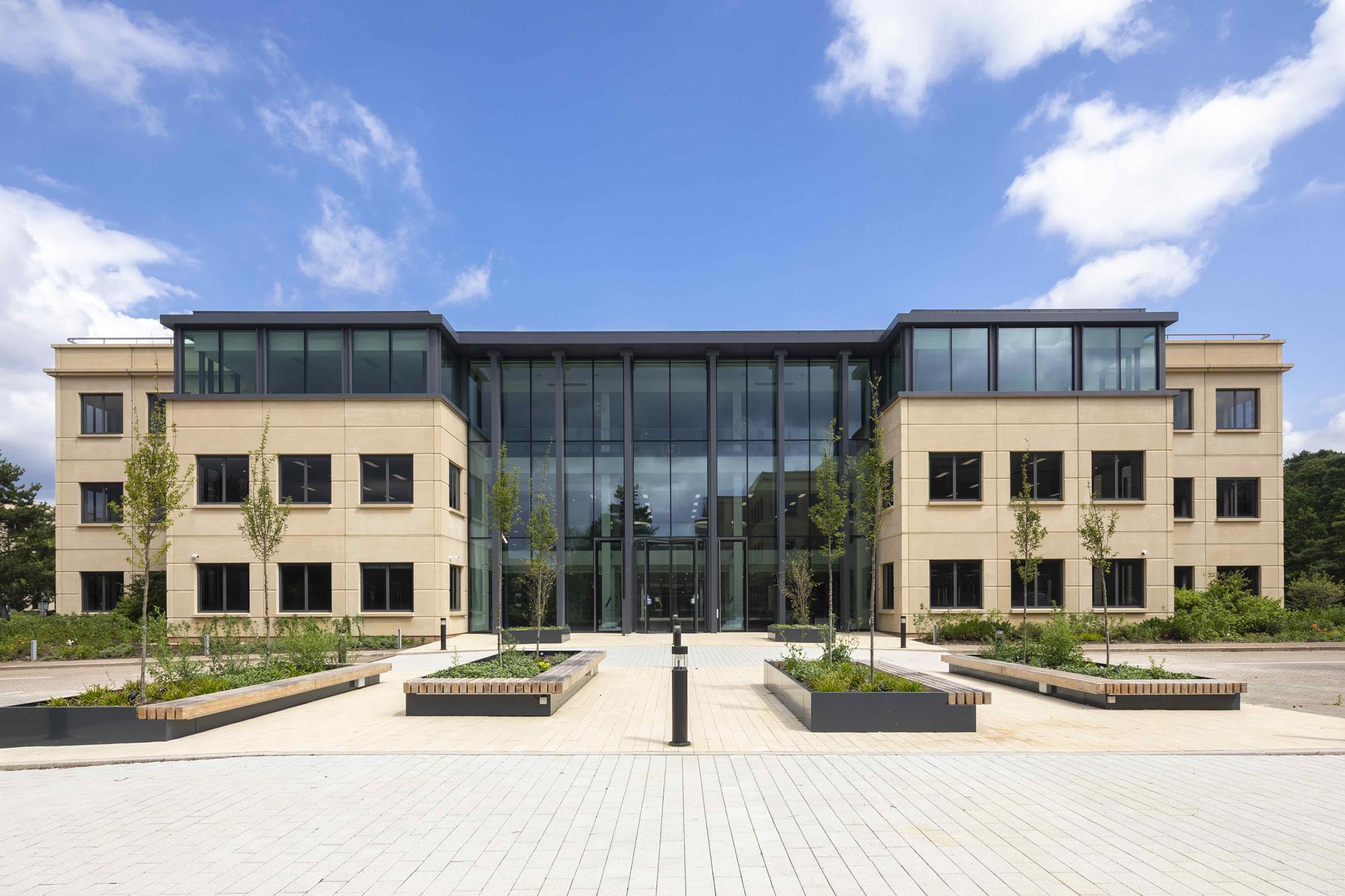 MAJOR OFFICE SPACE LAUNCHED IN FARNBOROUGH