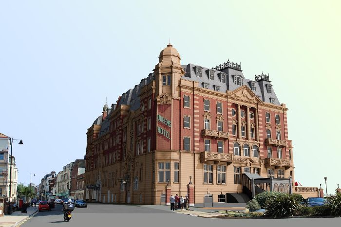Plans to save Southsea's iconic Queens Hotel unveiled