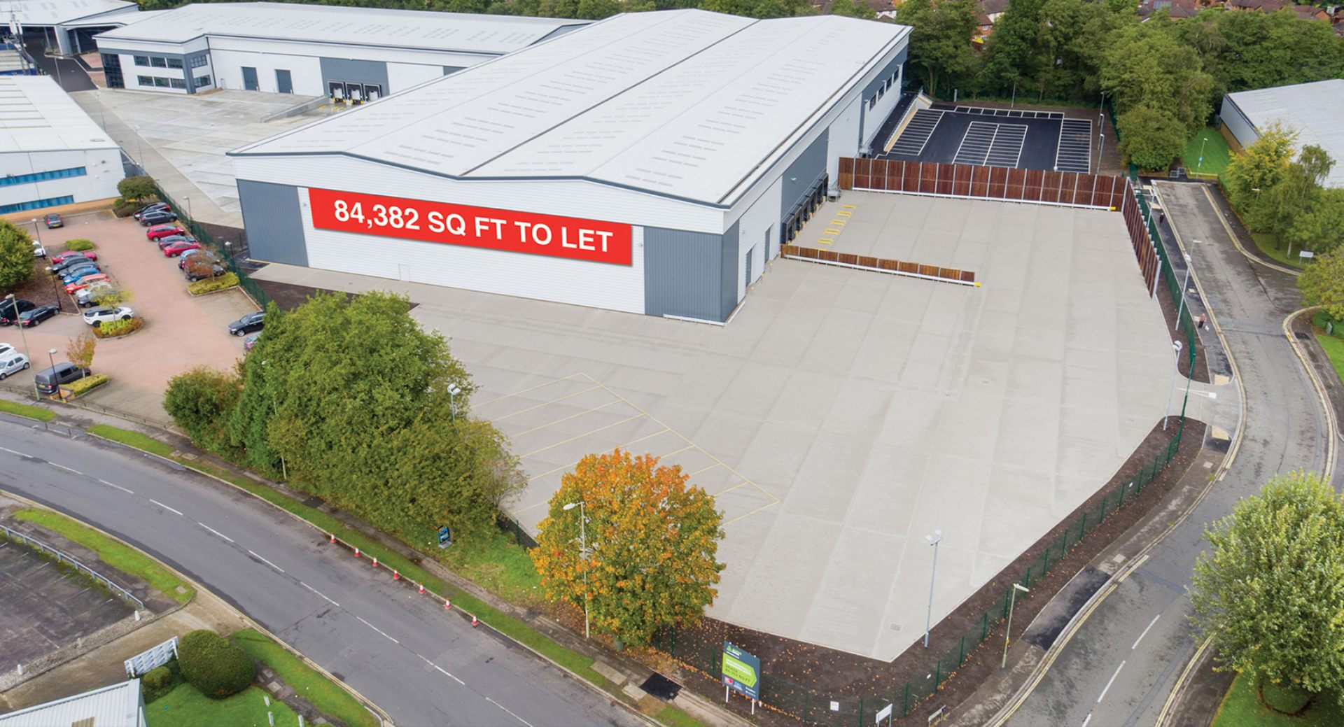 DHL leases 84,000 sq ft in Southampton