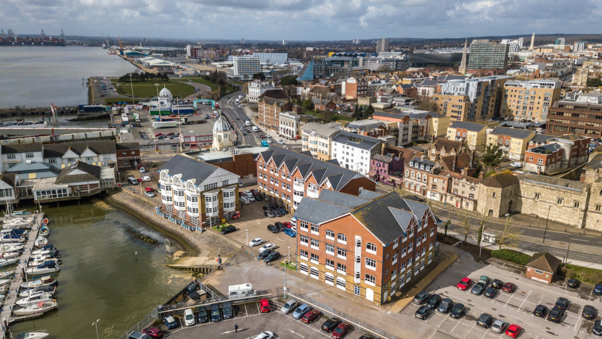 waterside place southampton- aerial (1)