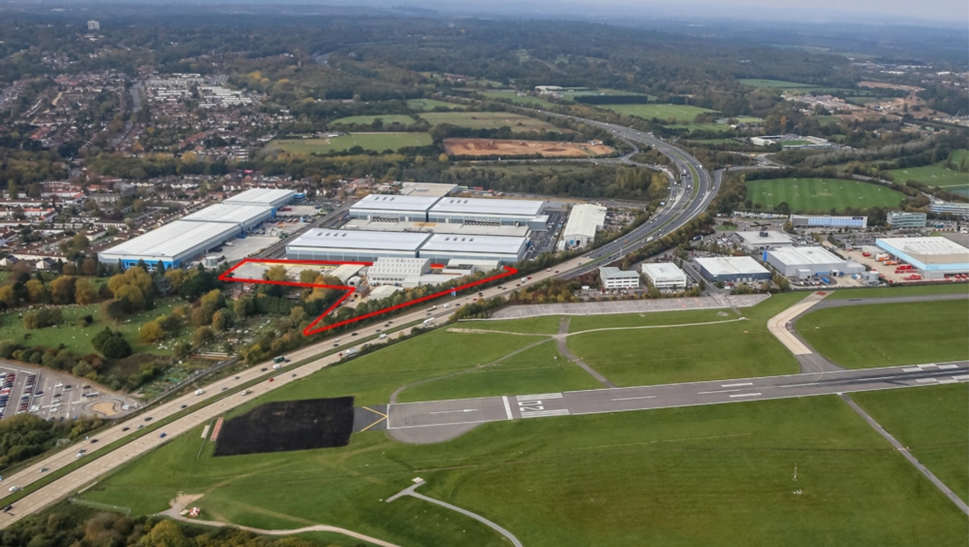 Tungsten-Properties-acquires-former-Ford-Southampton-site-aerial-view
