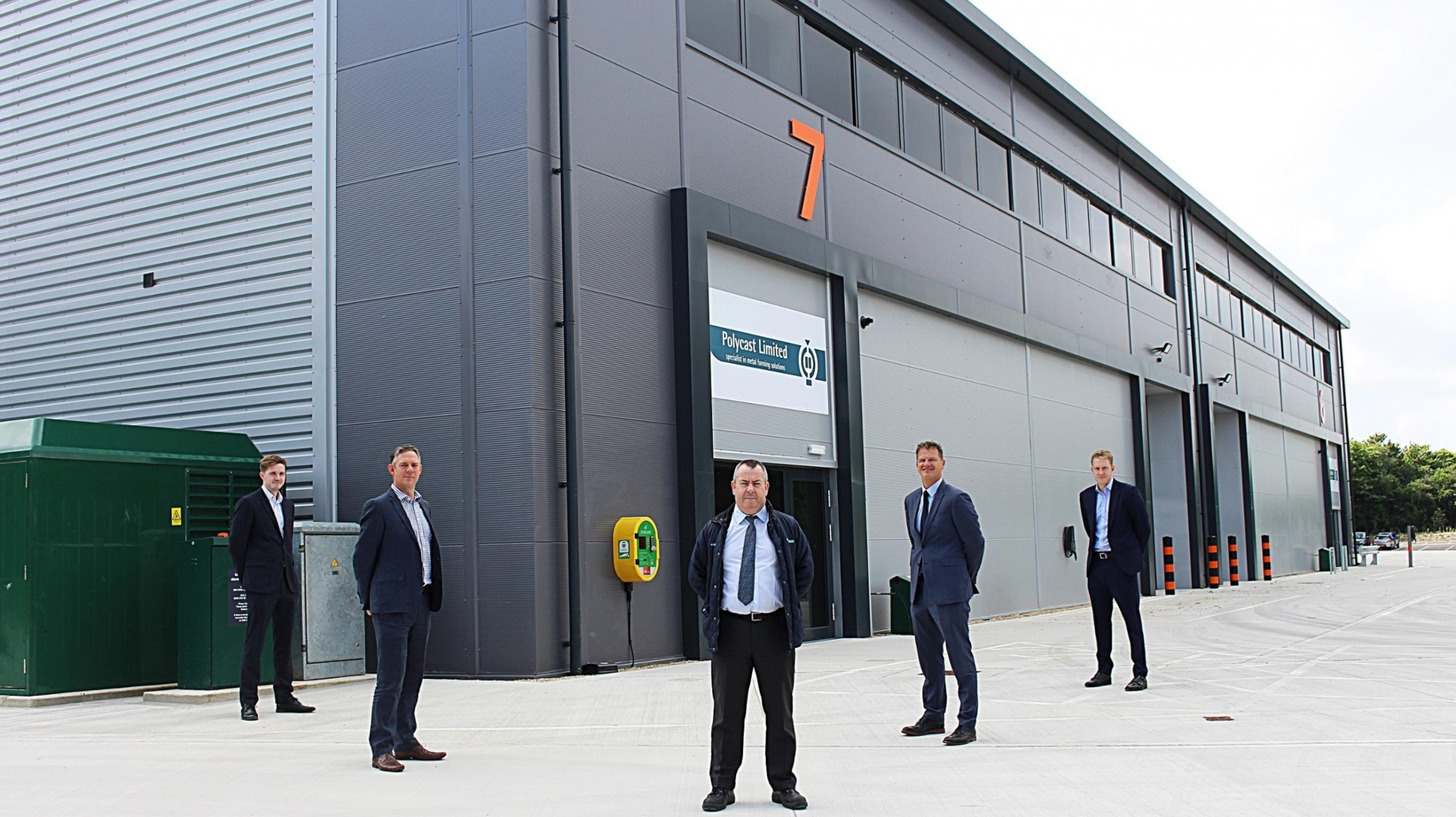 Southampton manufacturer Polycast moving to Concorde Park, Segensworth